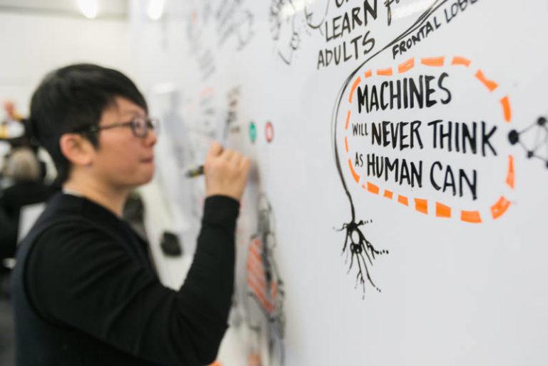 Étude: les Anglais sont assez optimistes quant au développement de l'intelligence artificielle