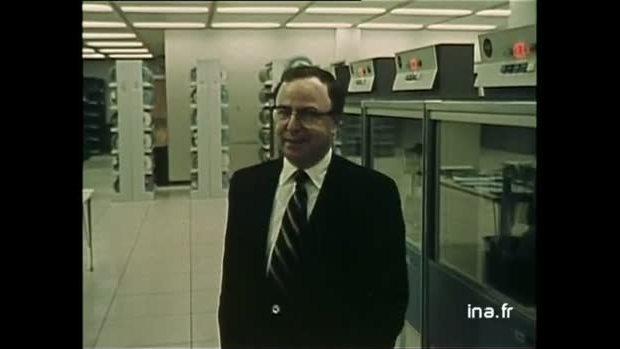 Histoire de l'intelligence artificielle: l'émission Un certain regard de 1972