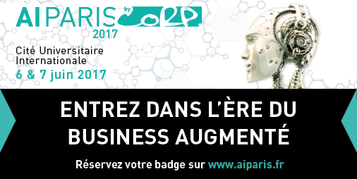 Le salon AI Paris se tiendra les 6 et 7 juin prochains à la Cité universitaire internationale de Paris