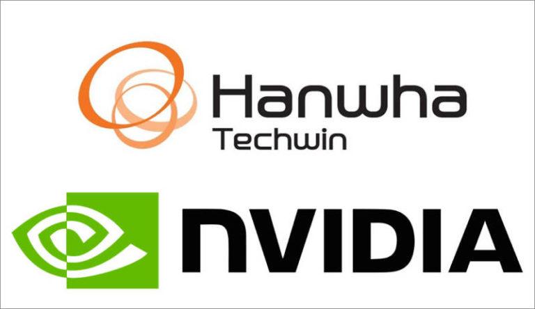 Partenariat Hanwha Techwin et NVidia: l'intelligence artificielle et le deep learning au service de la sécurité