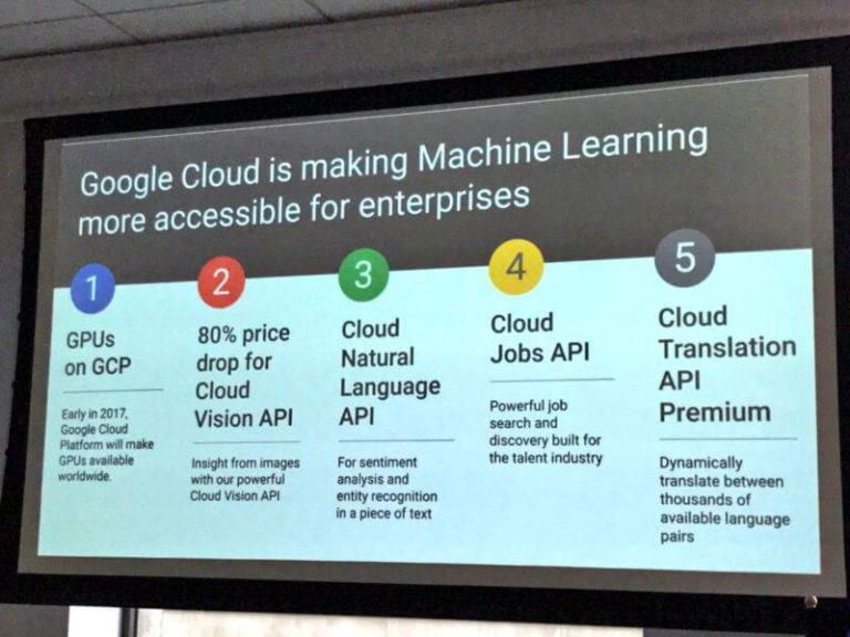 Bientôt un moteur de recherche d'emploi Google boosté par le machine learning?