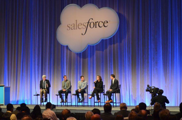 Salesforce lance un fonds d'investissement doté de 100 millions de dollars