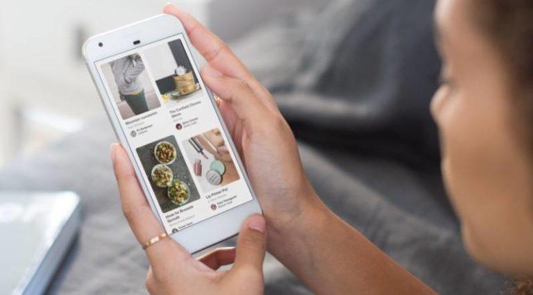 Pinterest veut améliorer son expertise en vision par ordinateur et lève 150 millions de dollars