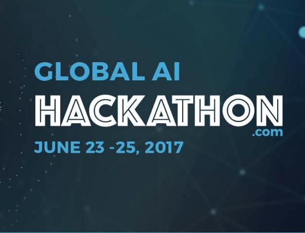 Le Global AI Hackathon se tiendra en simultané dans 15 villes hôtes du 23 au 25 juin