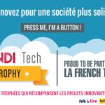 trophée, santé, communication, start-up