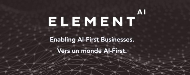 Microsoft, Intel et Nvidia investissent dans la plate-forme Element AI qui a levé 102 millions de dollars