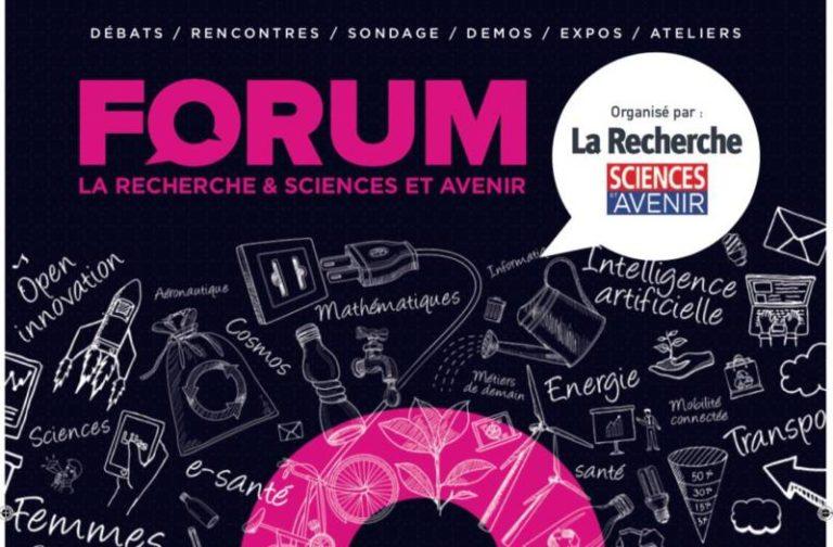 Le Forum SRS se tiendra les 29 et 30 septembre à la Cité des Sciences et de l'Industrie