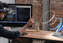 intelligence artificielle, réalité augmentée, réalité virtuelle, réalité mixte, processeur