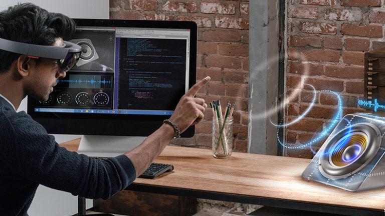 Microsoft se penche sur l'exécution des réseaux neuronaux convolutifs pour ses HoloLens