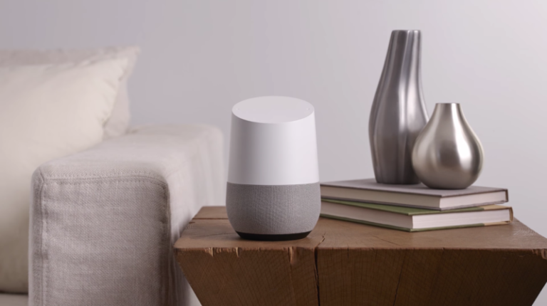 Google Home sera en vente le 3 août en France