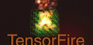 tensorfire librairie javascript deep learning