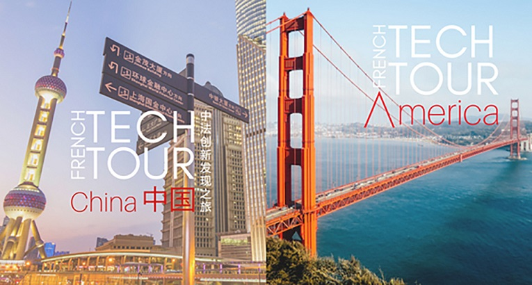 33 start-up participeront aux French Tech Tour America et China 2017