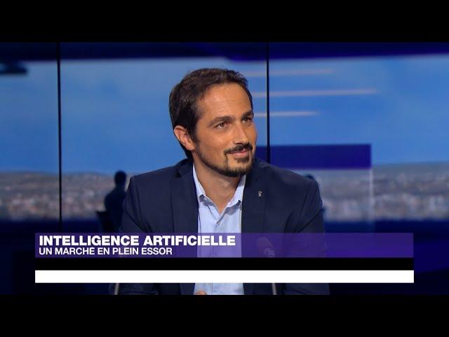 """""""Intelligence artificielle: un marché en plein essor"""" – L'Entretien de l'intelligence économique"""