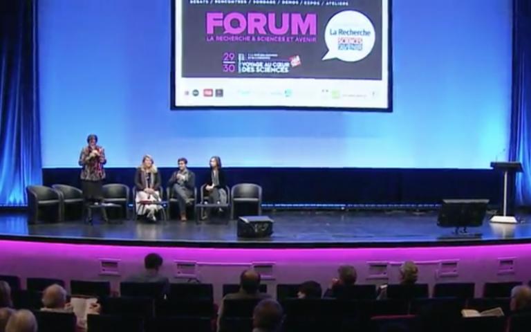 Forum SRS: La France face à l'intelligence artificielle, clé du futur