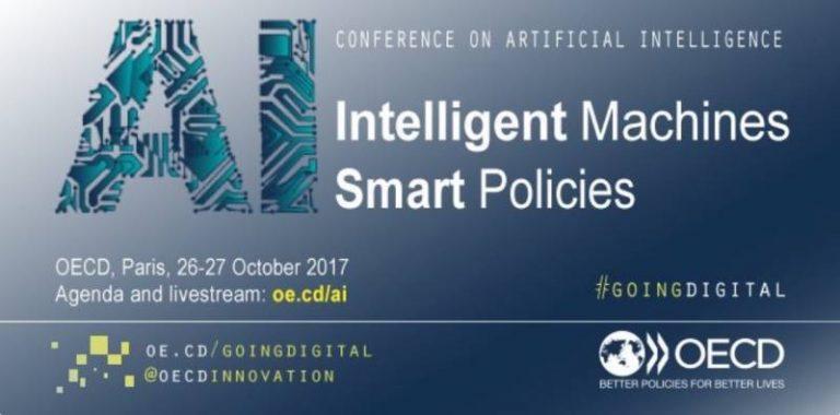 Quels enjeux & politiques publiques ? Conférence à l'OCDE les 26 et 27 octobre 2017