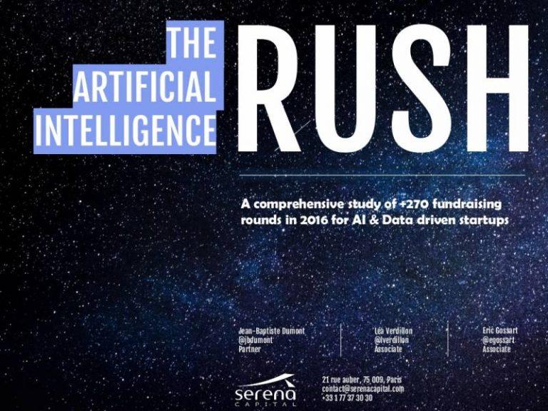 Écosystème IA en Europe : accélération des levées de fonds dans un secteur des plus dynamiques