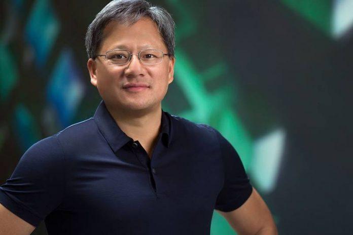 Jen Hsun Huang PDG de Nvidia