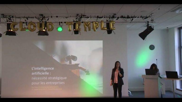 L'intelligence artificielle : une nécessité stratégique pour l'entreprise ! – #CTlive OWI-TECH