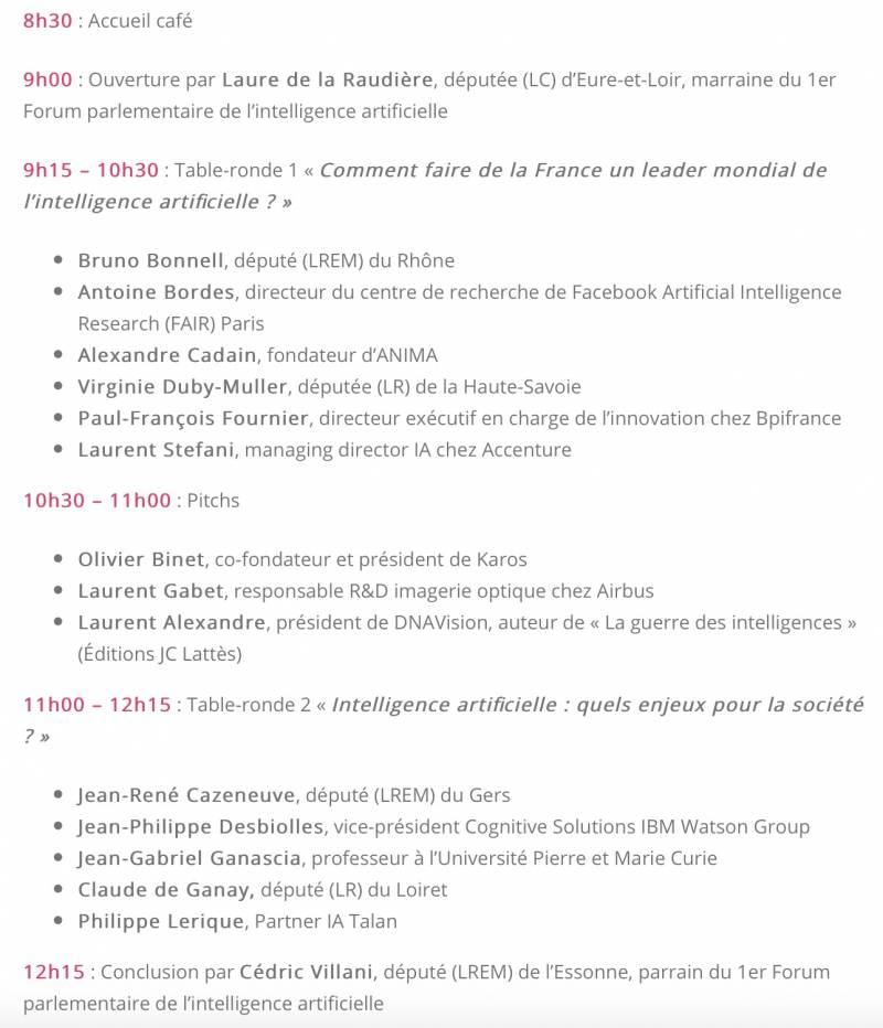 conférence, forum, France, leader