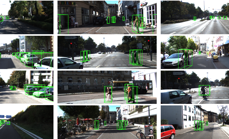 véhicule autonome, 3D, reconnaissance visuelle