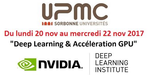 conférence, deep learning, GPU