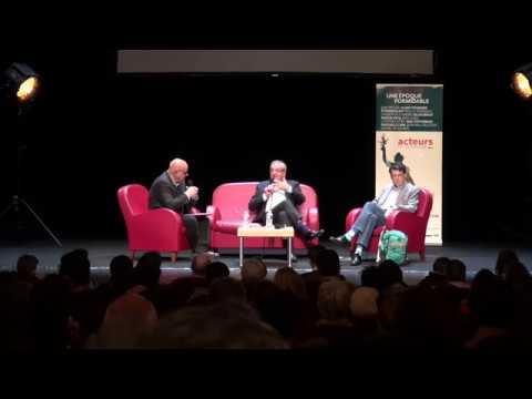 IA, robots, transhumanisme.. que du bonheur ? avec Laurent Alexandre et Pascal Picq