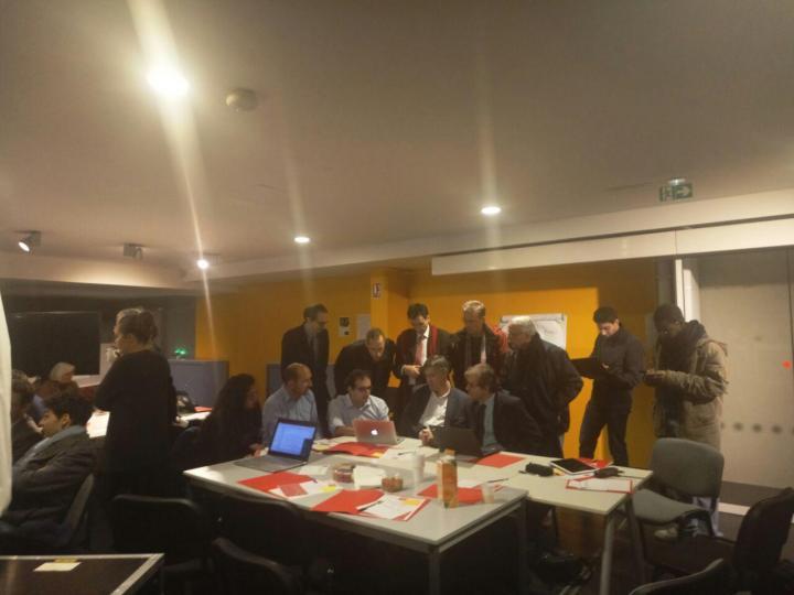 Hackathon IA & Droit au Village de la Legaltech du Paris Open Source Summit