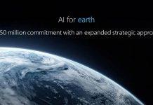 Ai for Earth, microsoft, environnement, climat