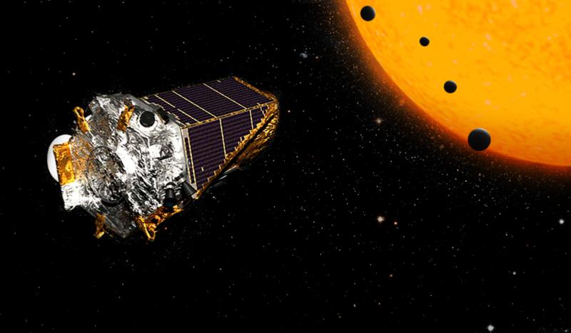Une intelligence artificielle découvre un nouveau système solaire