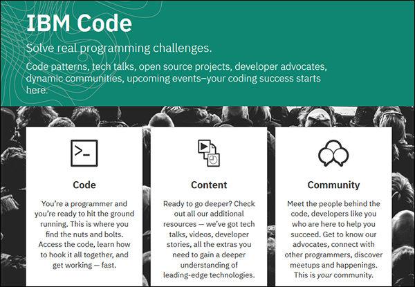 IBM open source code – copie