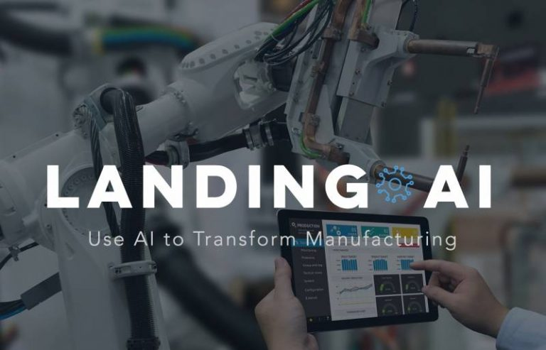 Andrew Ng lance Landing.AI pour amener l'intelligence artificielle aux industries