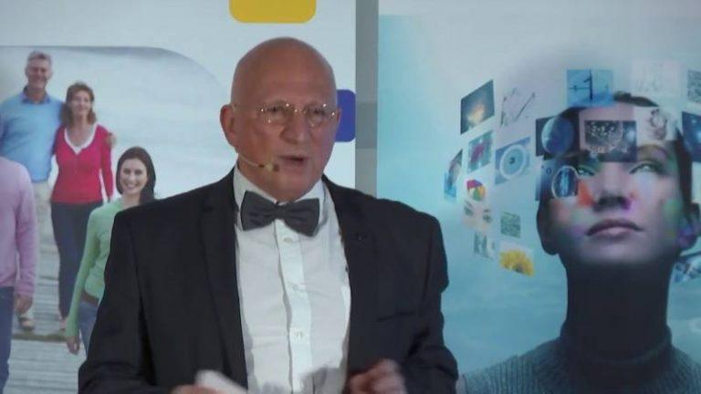 """""""Les nouvelles technologies au service du lien social"""" par Jean-Gabriel Ganascia lors de la conférence B2V"""