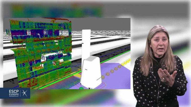 """""""Robots, Internet des objets et intelligence artificielle : quel impact pour le commerce de demain ?"""" par Sandrine Macé"""
