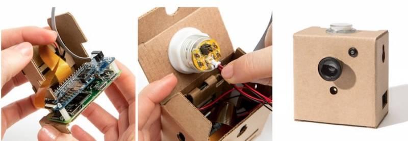 Assemblement du projet de vision artificielle