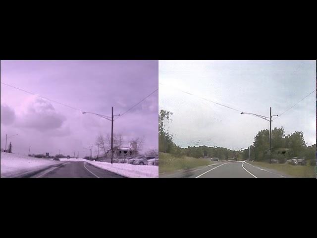 Nvidia utilise les Generative Adversarial Networks dans une intelligence artificielle capable de créer de faux paysages