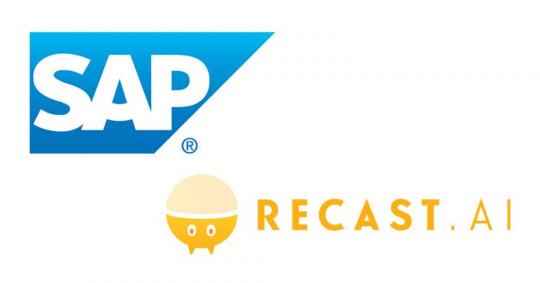 SAP acquiert Recast.AI et renforce son engagement en faveur de l'innovation en France