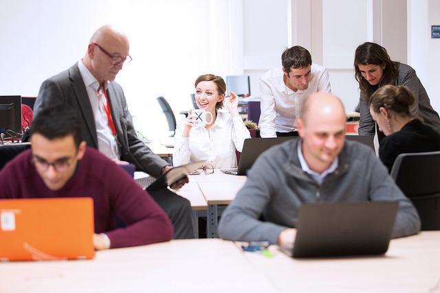 Ouverture des candidatures pour la prochaine promotion de X-UP, l'accélérateur de start-ups de l'École polytechnique