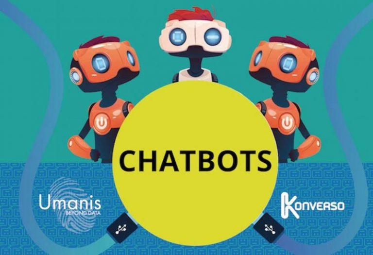 Les entreprises sont-elles prêtes à adopter les chatbots ? L'enquête d'Umanis et de Konverso en infographie