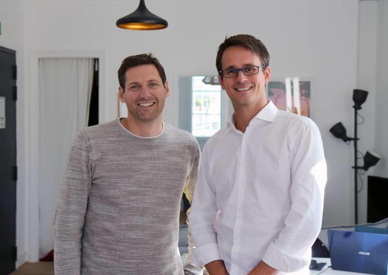 Fabien et Laurent