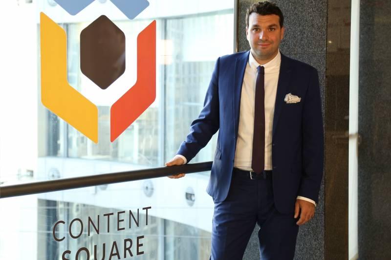 La start-up ContentSquare lève 42 millions de dollars