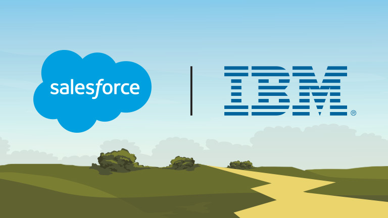 IBM Watson & Salesforce