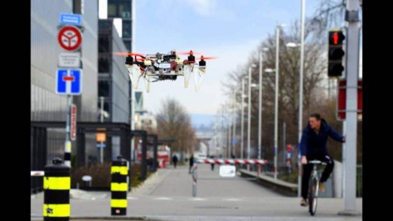 L'Université de Zurich dévoile DroNet, un algorithme d'IA permettant aux drones de circuler de manière autonome