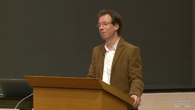Stéphane Mallat : L'expérimentation est en avance sur les mathématiques, dans La tête au carré