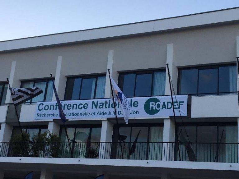 Congrès annuel du ROADEF en direct : Suivez la rencontre entre universitaires et industriels sur la recherche opérationnelle et l'aide à la décision