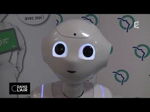 """Replay """"Intelligence artificielle : doit-on s'en méfier ?"""" – Émission C dans l'air"""
