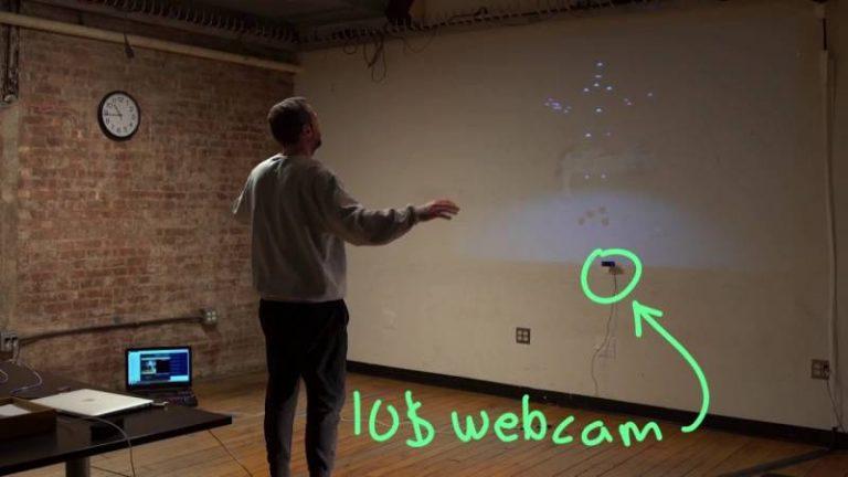 Des développeurs se sont lancé le défi de transformer n'importe quelle webcam en Kinect grâce à TensorFlow
