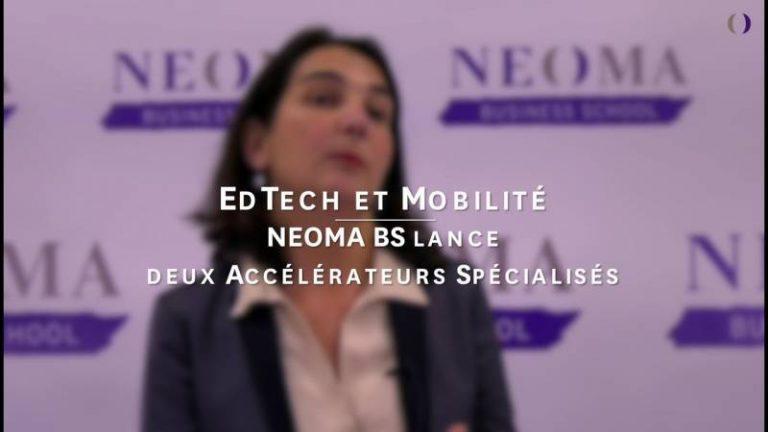 NEOMA lancera officiellement son EdTech Accelerator en avril 2018