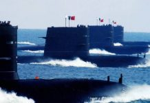 sous marin chine IA