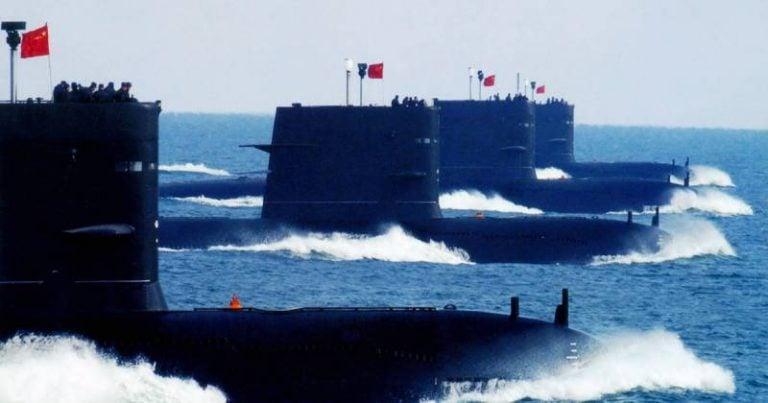 La Chine utilisera l'IA pour développer des systèmes d'aide à la décision pour ses sous-marins nucléaires