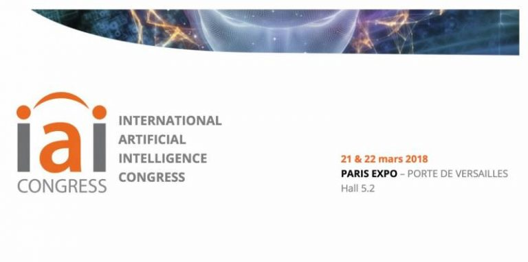 La 2e édition de l'IAI Congress se tiendra les 21 et 22 mars au coeur du salon IoT World à Paris